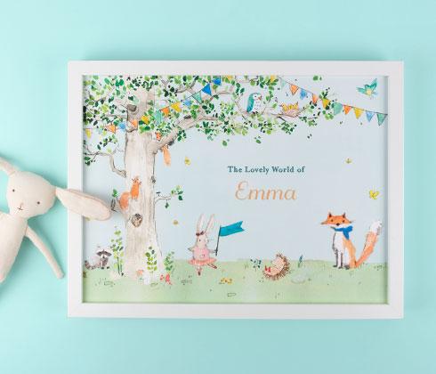 Personalised Posters - Atelier Rosemood